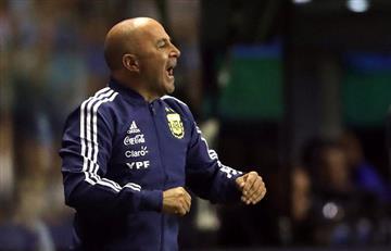 Jorge Sampaoli y lo que dijo sobre quién se quedará con el arco de la Selección