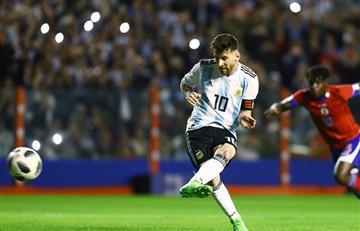 Lionel Messi y sus palabras sobre la despedida de la Selección Argentina