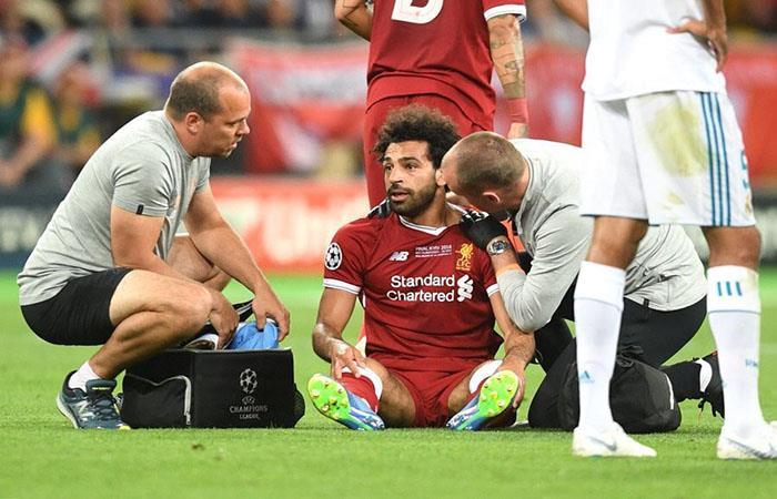 Mohamed Salah jugará el Mundial. (FOTO: Twitter)