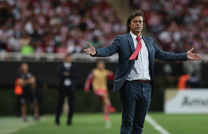 Matías Almeyda dejó de ser técnico del Chivas de Guadalajara. Foto: Twitter