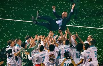 Zinedine Zidane: la reacción del mundo del fútbol tras su partida del Real Madrid