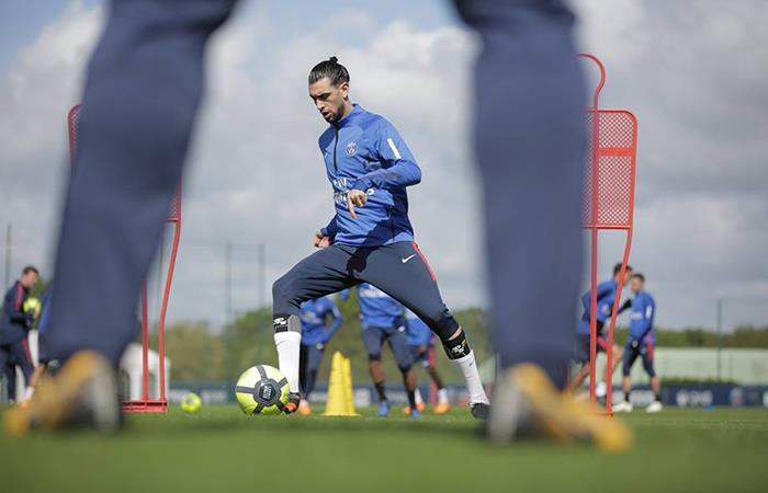 Javier Pastore podría llegar a la Premier League en la próxima temporada (Foto: Facebook)