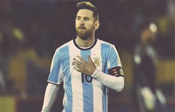 Lionel Messi:10 mil comidas escolares por cada gol que anote