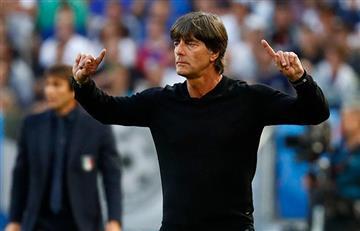 """Löw descartó """"absolutamente"""" ser el sucesor de Zidane en el Real Madrid"""