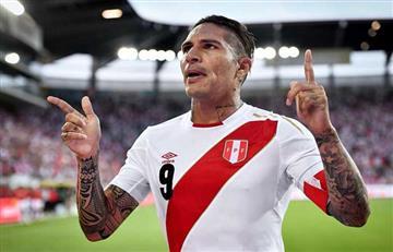 Rusia 2018: Paolo Guerrero anotó doblete en su regreso con Perú ante Arabia Saudita