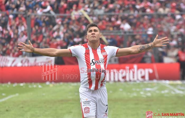El 'Santo' logró el ascenso a la Superliga después de 9 años. Foto: Facebook