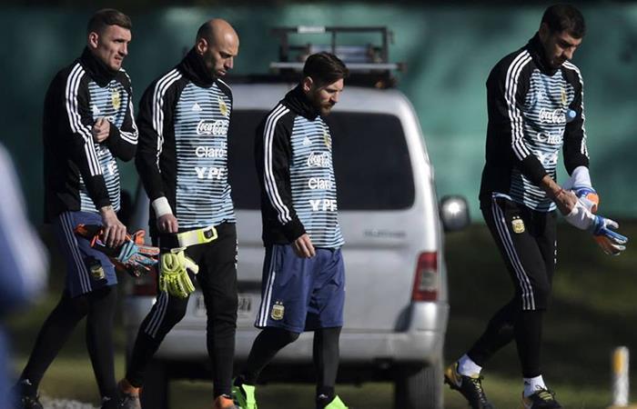 Selección Argentina: ¿Por qué Caballero le saca ventaja a Armani?