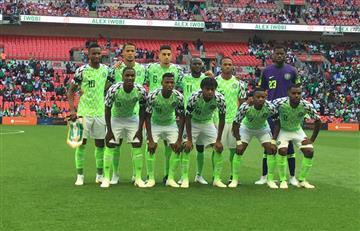 Selección Argentina: Nigeria presentó su lista de 23 de cara al Mundial