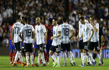 Argentina vs Israel suspendido por falta de garantías