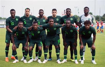 Rusia 2018: Nigeria volvió a perder un amistoso y no llega bien al Mundial
