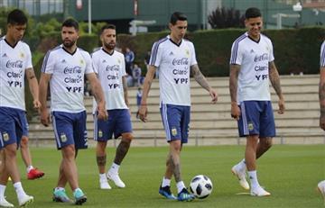 Selección Argentina: conocé con qué camiseta debutará la 'albiceleste' en el mundial