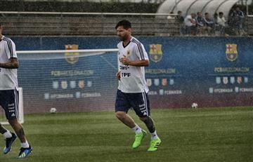Selección Argentina: Sampaoli pone a dos históricos en el once del debut mundialista