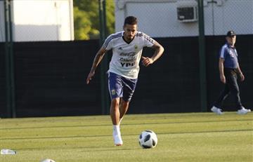Selección Argentina: Manuel Lanzini no jugará el Mundial por lesión