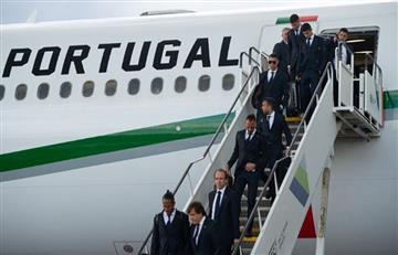 Rusia 2018: Portugal de Cristiano Ronaldo ya está en Rusia
