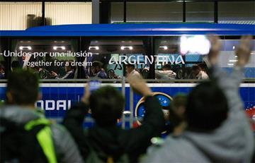 Selección Argentina: detalles de la estadía de la 'albiceleste' en Rusia