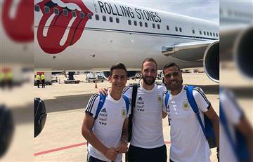 Selección Argentina: el avión de los Rolling Stones que trasladará a la 'Albiceleste'