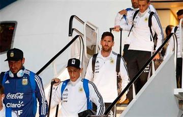 Selección Argentina: Rusia. llegamos por la copa