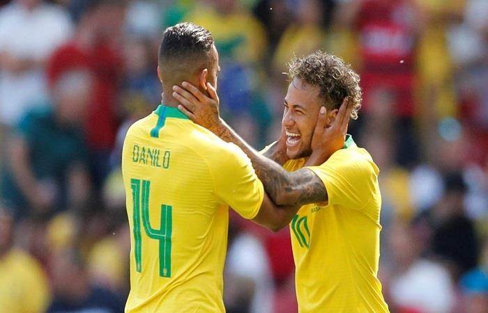 Somos Deporte: Brasil ganó con claridad y llega afilado al Mundial