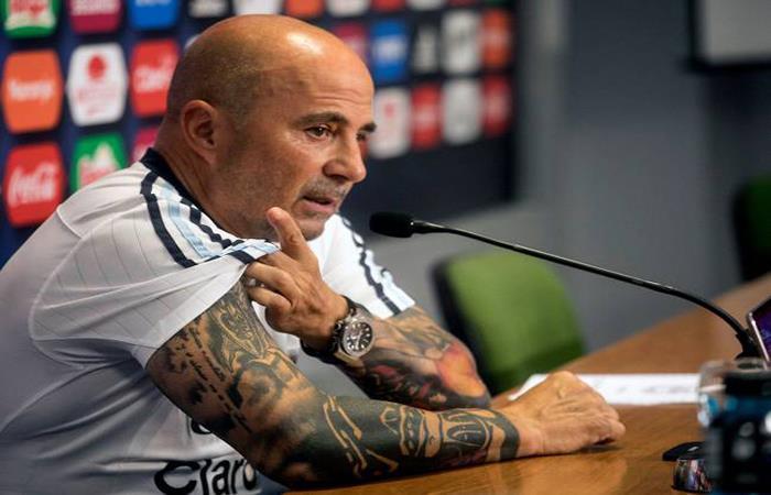 Jorge Sampaoli, el DT que quiere que la Argentina suene a rock