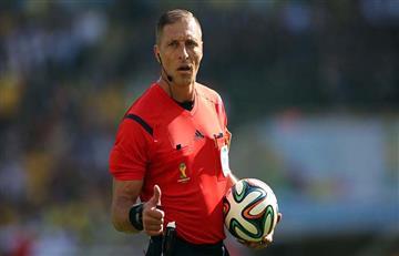 Rusia 2018: Néstor Pitana será el árbitro del partido inaugural del Mundial
