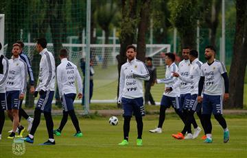 Selección Argentina: el probable 11 del debut ante Islandia