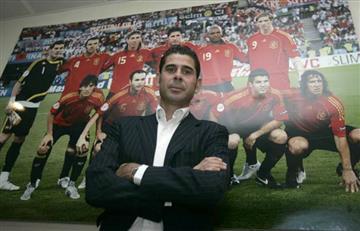 Fernando Hierro el llamado para dirigir a España en Rusia