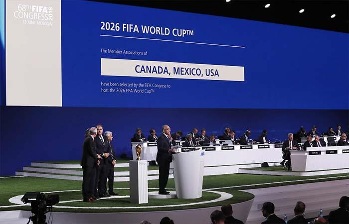 Mundial 2026: FIFA dio a conocer a los próximo organizadores de la Copa del Mundo