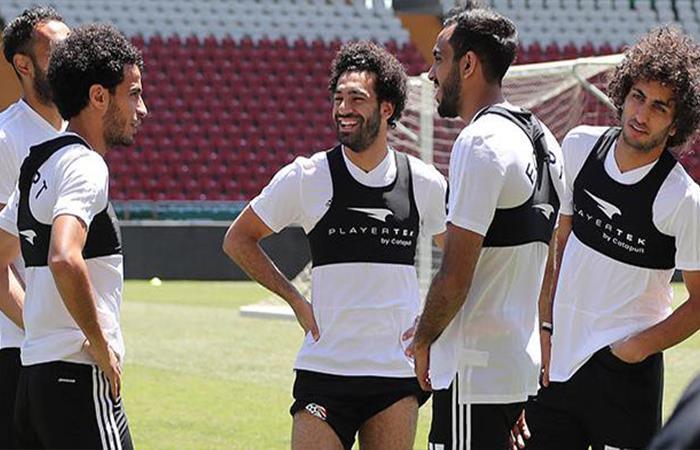 Mohamed Salah (Foto: Twitter)