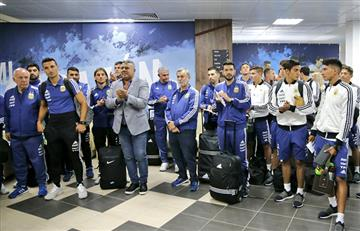 Selección Argentina: la 'albiceleste' es la selección más veterana en Rusia