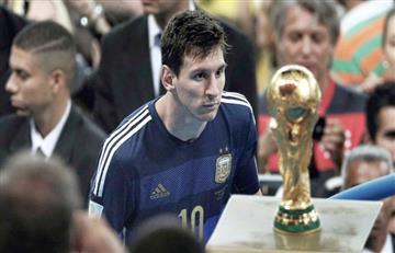 Lionel Messi: el camino de 'La Pulga' a lo largo de los mundiales