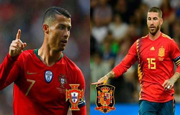 Portugal iguala 3-3 ante España EN VIVO ONLINE por el Grupo B del Mundial