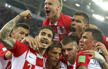 Croacia vence a Nigeria y se coloca como líder del Grupo D