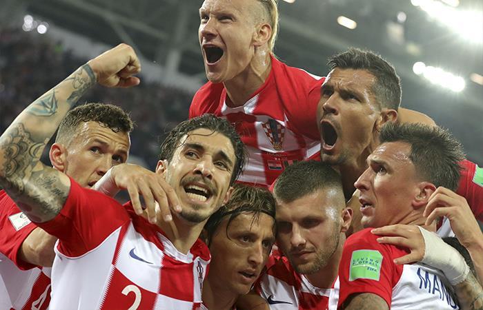 Croacia derrotó 2-0 a Nigeria (Foto: EFE)