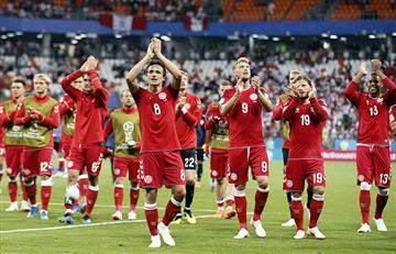 Dinamarca frustra la vuelta de Perú a un mundial tras vencerlo por la mínima diferencia