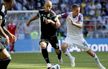 """Javier Mascherano: """"No será fácil, es un Mundial"""""""