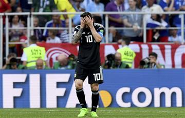 Lionel Messi: las sentidas palabras de Leo tras errar el penal