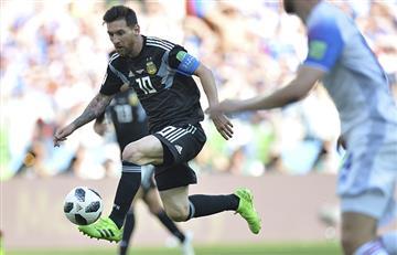 """Lionel Messi: """"No hemos perdido la ilusión"""""""