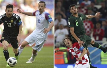 Selección Argentina: conocé como quedó la tabla de posiciones del Grupo D