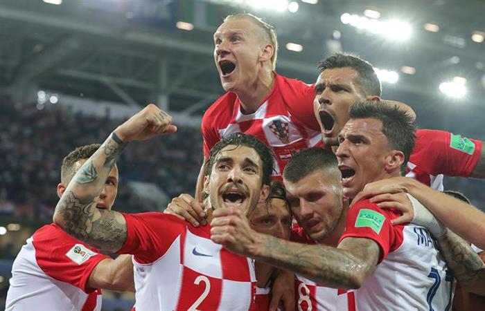 La Selección de Croacia se siente capaz de derrotar a Argentina. (FOTO: EFE)