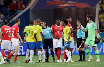 Brasil consigue un empate ante Suiza por el Mundial de Rusia 2018