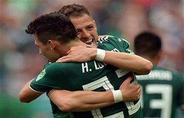 México hace historia y derrota a la campeona del mundo Alemania