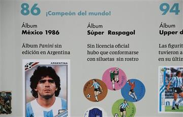 Selección Argentina: las figuritas como talismán para el Mundial de Rusia