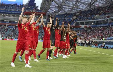 Bélgica se impone con categoría ante un Panamá que juega su primer mundial