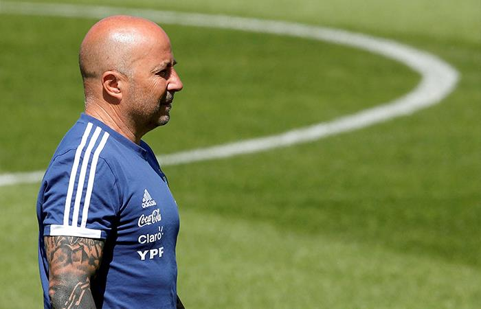 Jorge Sampaoli (Foto: EFE)