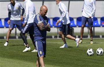 Argentina vs Croacia: ¿Enzo Pérez o Maxi Meza ante Croacia?