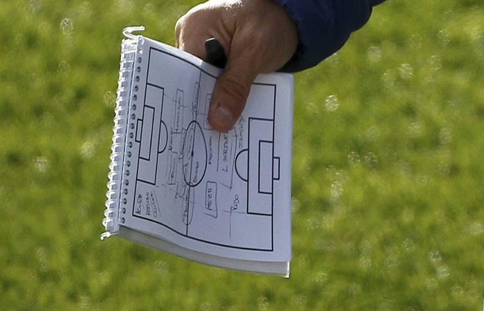 Jorge Sampaoli haría hasta tres cambios para el encuentro ante Croacia. Foto: Twitter