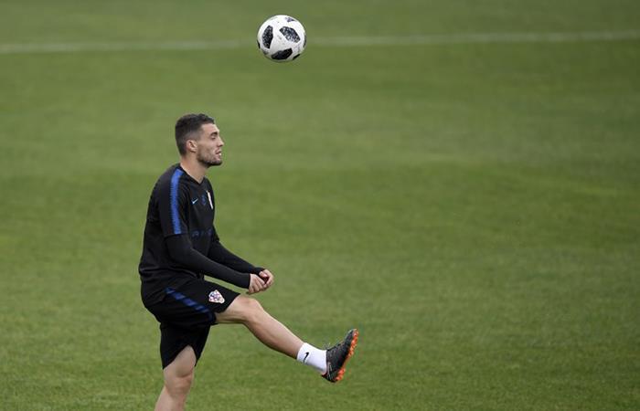 Mateo Kovacic. Foto: AFP