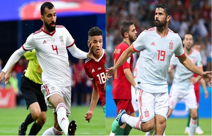 España va en busca de sus primeros tres puntos ante Irán. (FOTO: EFE)