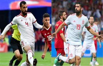 España ya gana 1-0 a Irán EN VIVO ONLINE por la segunda fecha del Mundial
