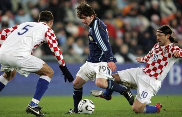 Croacia le trae buenos recuerdos a Lionel Messi. (FOTO: AFP)